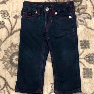 True Religion Baby Jeans - 12 Months